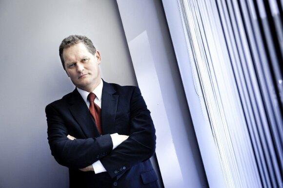 VGTU studijų prorektorius prof. dr. Romualdas Kliukas