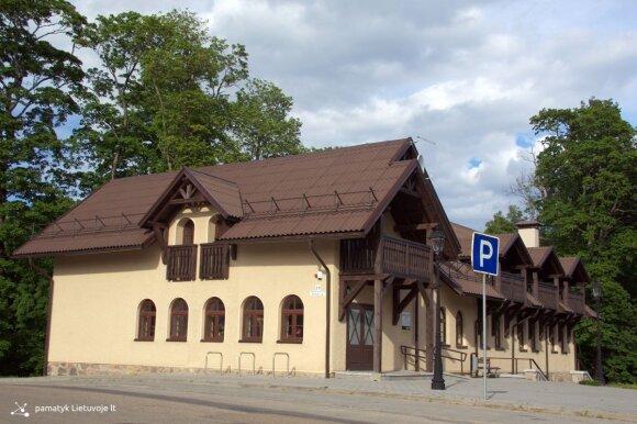 Platelių dvaro sodybos tradicinių amatų centras