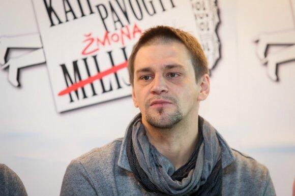 Mirė aktorius D. Banionis
