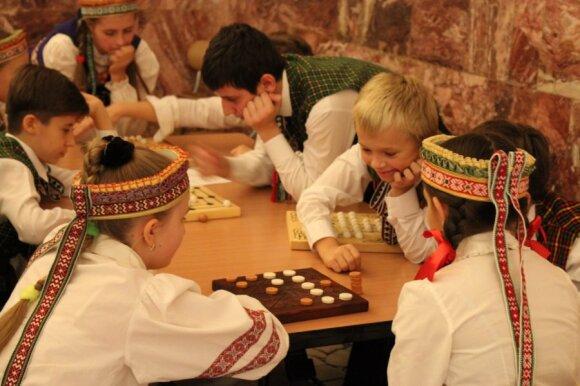 Vienas iš Sankt Peterburge vykusio lietuvių forumo renginių