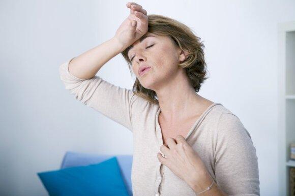 Perimenopauzė – ne absoliuti diagnozė: brandaus amžiaus moters negalavimai gali būti ir ligos simptomai