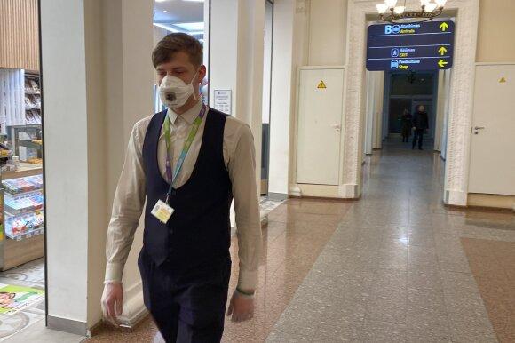 Paaiškino, kodėl dėl užkrečiamos ligos oro uoste įvyko toks sujudimas: turi patarimą visiems