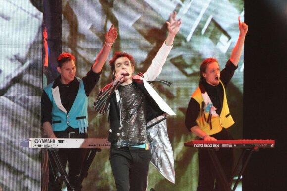 """A.Pogrebnojus apie """"Eurovizijos"""" finalininkų stilių: niekas nepasimoko iš buvusių konkursų"""