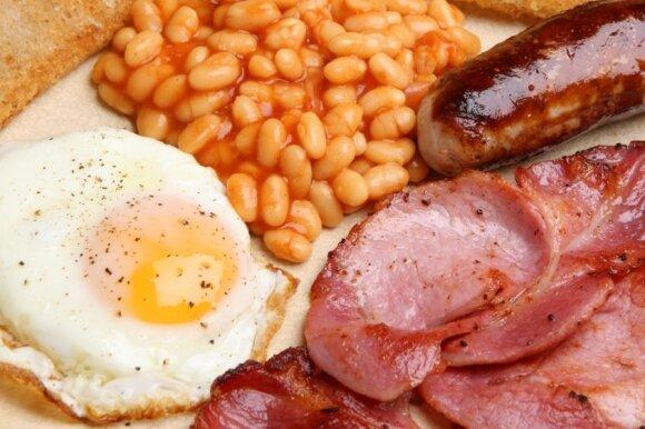 Devyni geriausi virtuvės šefų pusryčių patarimai sunkiam rytui