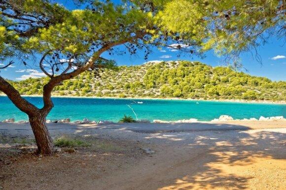 Ką verta aplankyti Kroatijoje