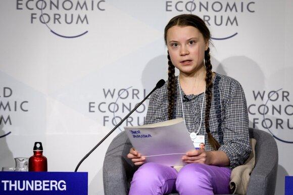 Pasauline sensacija tapusios švedės Gretos scenarijus Lietuvoje: institucijos jau tikrintų tėvus
