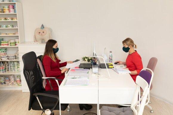 Kauniečiai negali atsidžiaugti jauno verslo sėkme: spalį išsiuntė įspūdingą kiekį siuntų