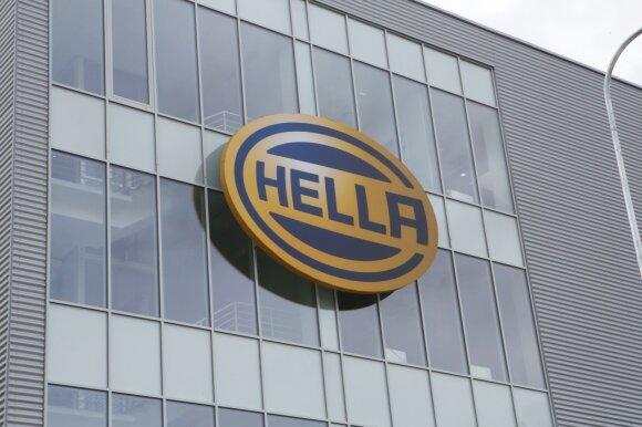 """Hella"" gamyklos atidarymas"