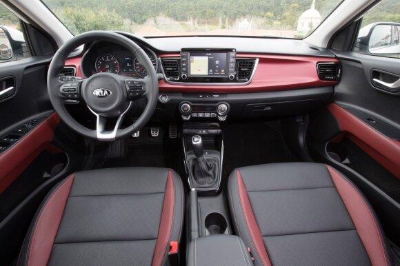 Automobilio salonas – puikus balansas tarp kokybės ir praktiškumo
