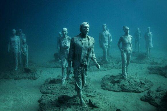 Povandeninis skulptūrų muziejus