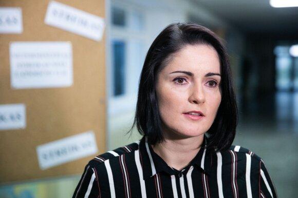 Mokytoja Jurgita Kiškienė