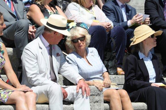 Princas Charlesas ir Camilla