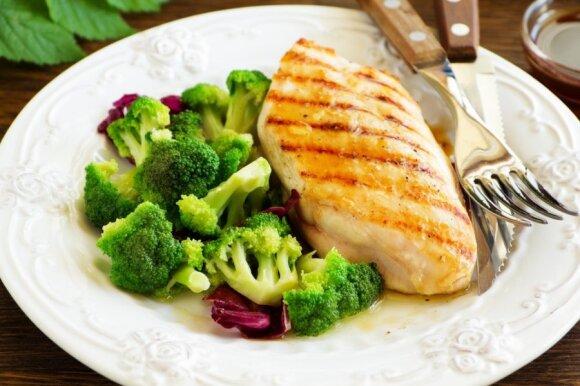 Garsioji L. Vaikulės dieta: minus 9 kg per 9 dienas be didelio vargo