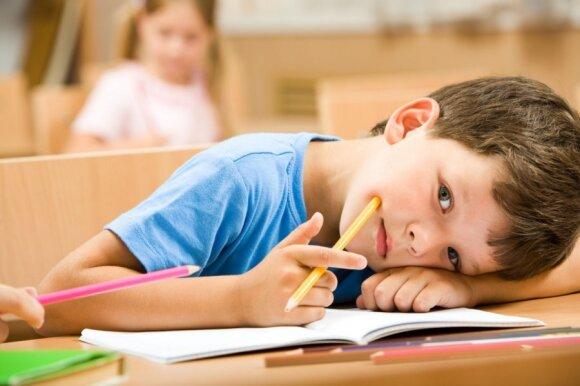 Pirma klasė – iššūkis vaikams, kurį teks įveikti ir tėvams: psichologė pasakė, kaip tam pasiruošti dar darželyje