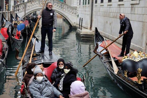 Italijoje gyvenanti lietuvė: viskas įvyko labai greitai, žmonės įbauginti