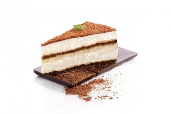 Pats švelniausias tortas pasaulyje – tirpsta burnoje tarsi puriausios snaigės