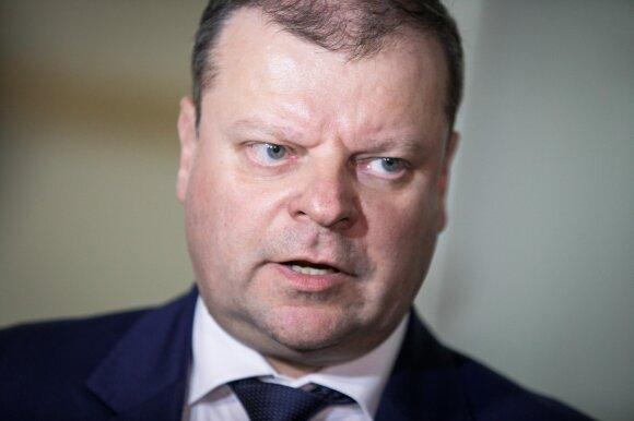 Landsbergis: Skvernelis sąmoningai kelia konfliktą su Grybauskaite
