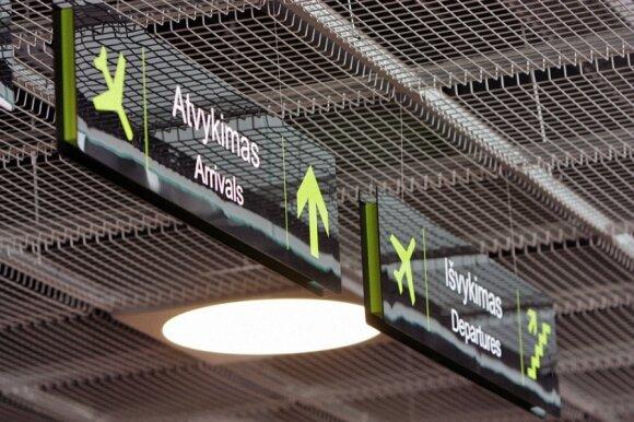 Siekiama, kad Lietuvoje liktų tik vienas oro uostas