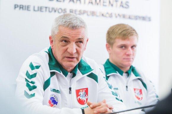Vladimiras Bajevas, Evaldas Petrauskas