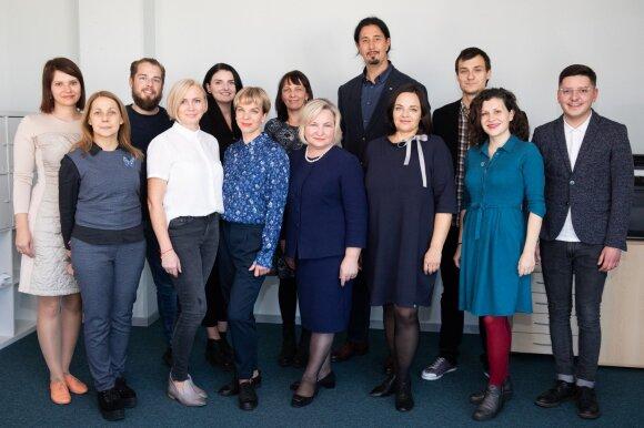 Mokytojai, kurie keliaus į Suomiją