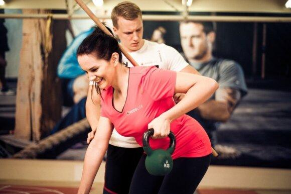 Daugiau nei 30 kg atsikračiusios Kamilės treneris: savo užsispyrimu ji įkvepia ir mane