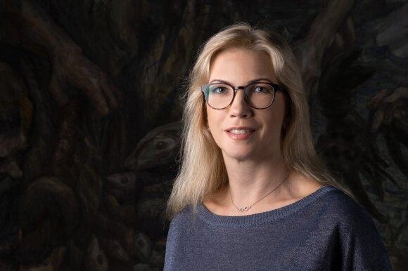 Prof. Greta Drūteikienė (E. Kurausko nuotr.)