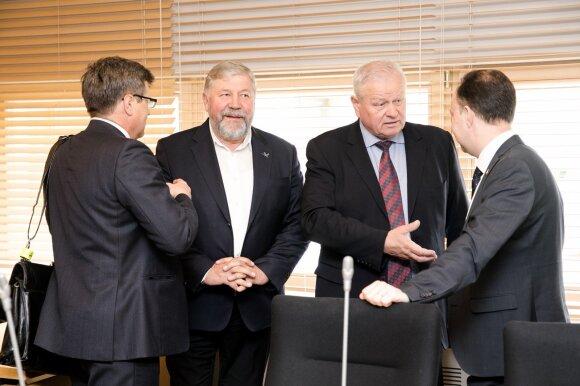 """""""Valstiečiai"""" vienbalsiai sutarė dėl Karbauskio plano"""