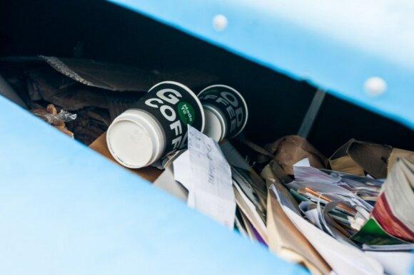 Popieriaus perdirbimo kelias: kaip kartą mūsų išmestas, jis vėl sugrįžta į mūsų namus?