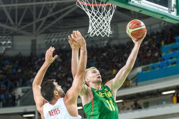 Lithuania at Rio Olympics: Days 8 and 9