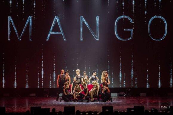 """Grupės """"Mango"""" koncertas"""