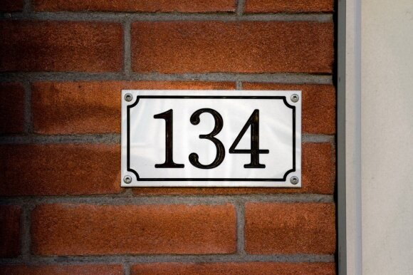 Numerologijos testas: ką reiškia jūsų namo ar buto numeris
