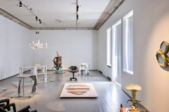 """""""Personal scale"""", galerija Vartai (Norbert Tukaj nuotr.)"""