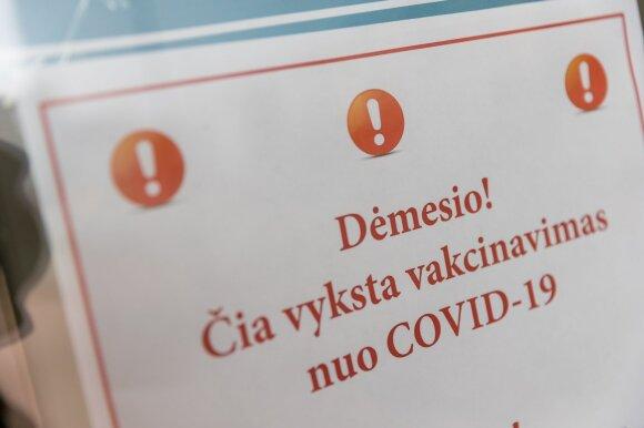 Lietuvoje daugiausia apie nepageidaujamas reakcijas į vakcinas nuo koronaviruso pranešė moterys