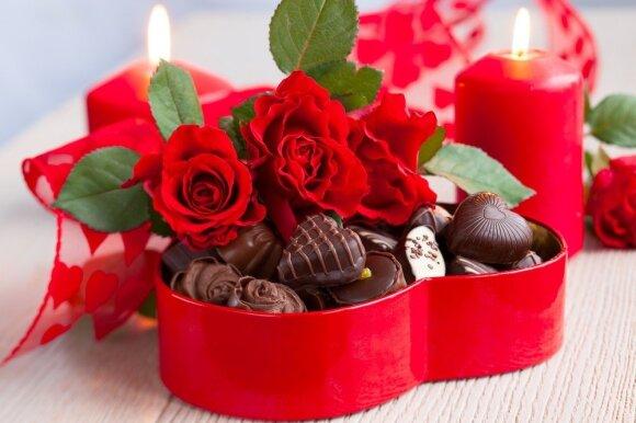 Valentino diena: kaip originaliai paminėti?