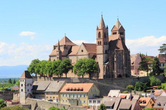 Breisgau Štaufenas