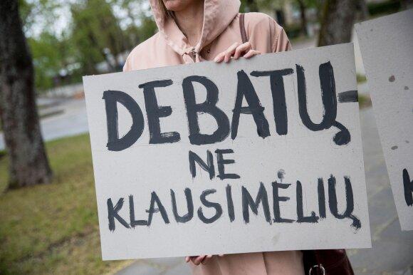 Prieš finalinius LRT debatus Juozaitis ruošia dar vieną staigmeną: šį kartą žanras kitas