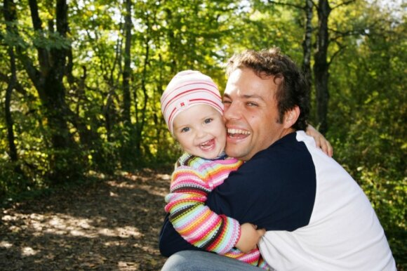 Nieko nekainuojantis būdas padaryti vaiką laimingą