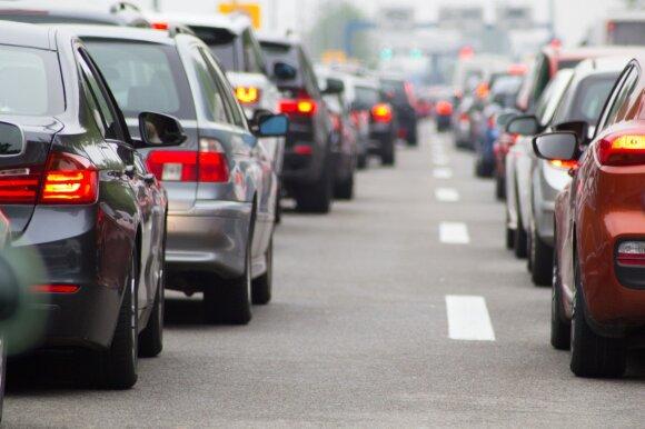 Išaugusį imigracijos mastą supranti įsėdęs į taksi