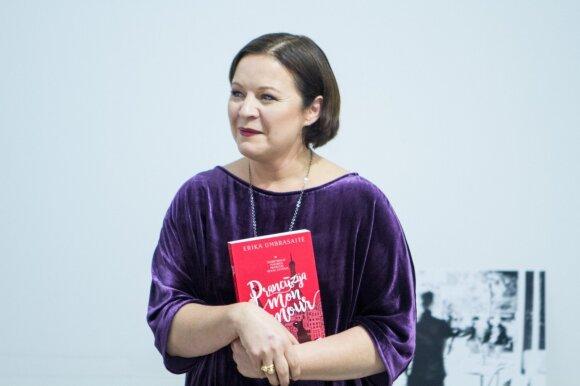 E. Umbrasaitė: Prancūzijoje supratau, kad šokoladas, nauja suknelė ar jaunas meilužis – ne nuodėmė