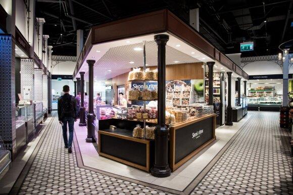 """Užsidariusio """"Uptown Bazaar"""" savininkai: mūsų verslą """"suvalgė"""" pandemija"""