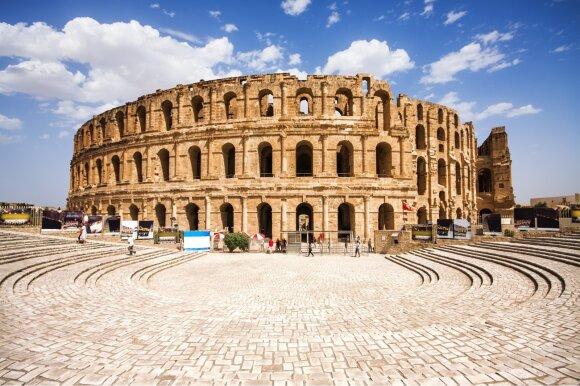 Al Džemo amfiteatras