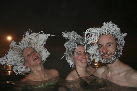 Sušalusių plaukų festivalis