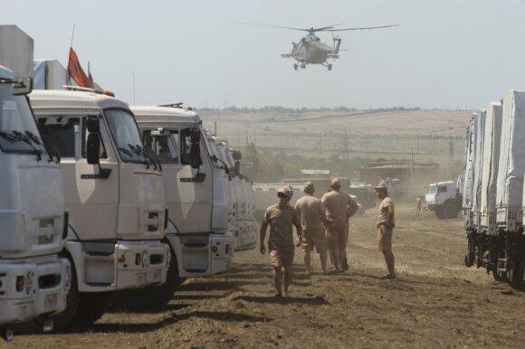 Opinion: Putin's white shield for terrorists in East Ukraine