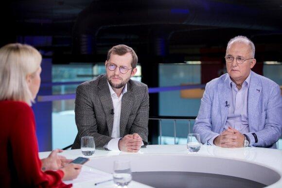 Tomas Sinickis, Vytautas Klimas