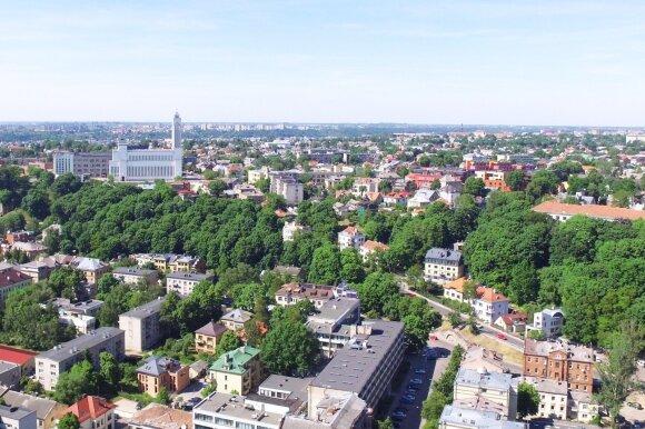 Kaunas Laisvės alėja Soboras