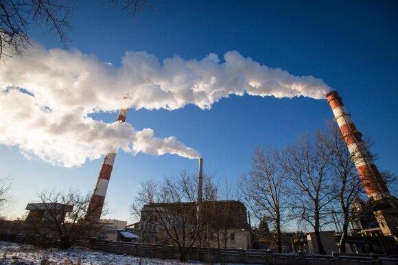 """Po """"Vilniaus energijos"""" eros šilumos kaina sostinėje didės"""