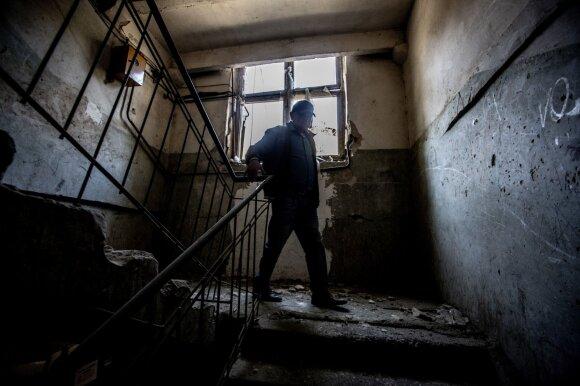 Письма из Нагорного Карабаха: история разрушенного многоквартирного дома