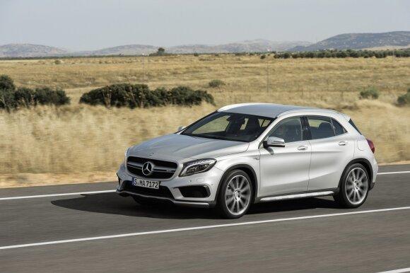 """Mercedes-Benz GLA 45 AMG"""