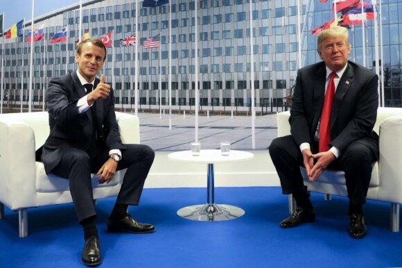 Trumpo žinia, kuri išgąsdino Europą, bet ne Lietuvą: kas įvyko NATO užkulisiuose