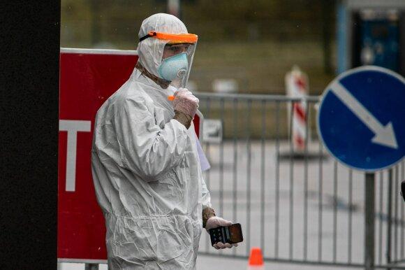 Прогноз: от коронавируса в Литве могут умереть около 200 человек
